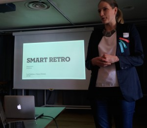 """In the light of present social and ecological challenges there is an urgent need of new sustainable service models in built environment"" commented Tuuli Kaskinen of Demos Helsinki the need for Smart Retro."