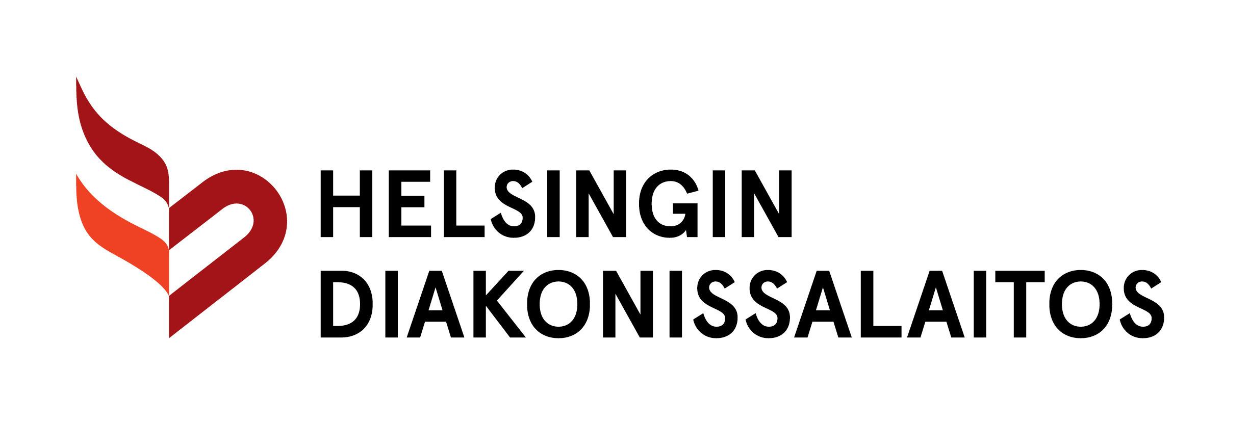 Kuvahaun tulos haulle helsingin diakonissalaitos logo