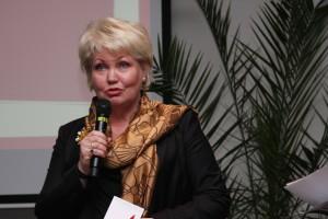 Soste ry:n Anne Knaapi