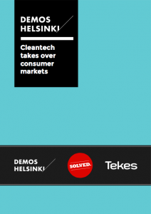 Consumer Cleantech Report