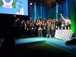 ClimateLaunchpad finals were held in Tallin on 7.-8.10.2016
